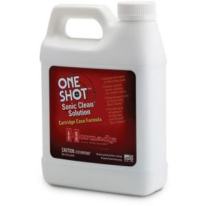 Solution de nettoyage des douilles Hornady One Shot® Sonic Clean 3,79 L
