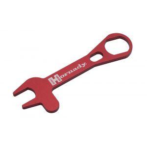 Clé Lock-N-Load deluxe Hornady, facilite réglage et montage d'outils